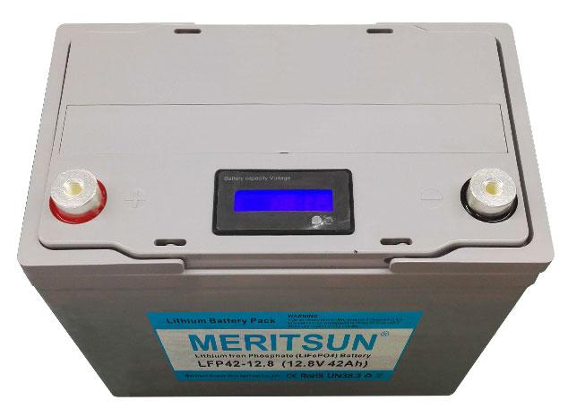 12V / 24V LiFePO4 Battery
